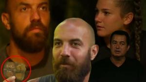 Survivor'da Sercan ve Nisa notları açıkladı! Hiçbir şey tek taraflı değil