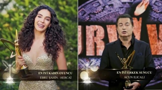 46. Altın Kelebek Ödülleri'ni kazananlar!