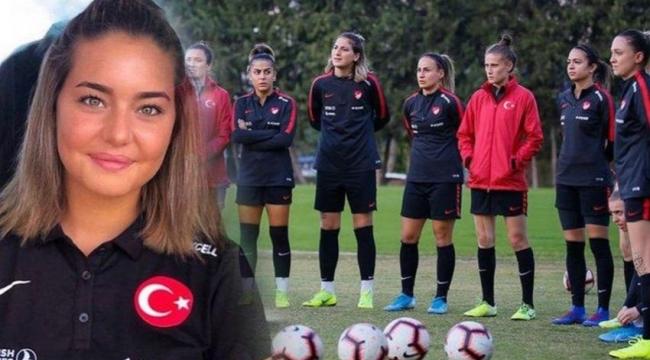 A Milli Kadın Futbol Takımı kadrosu açıklandı! Aycan Yanaç...