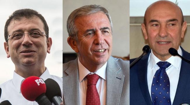AK Parti, CHP'nin kazandığı tüm büyükşehirlerde doğrudan yönetime el koyuyor