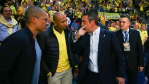 Alex'ten Fenerbahçe için flaş açıklamalar!