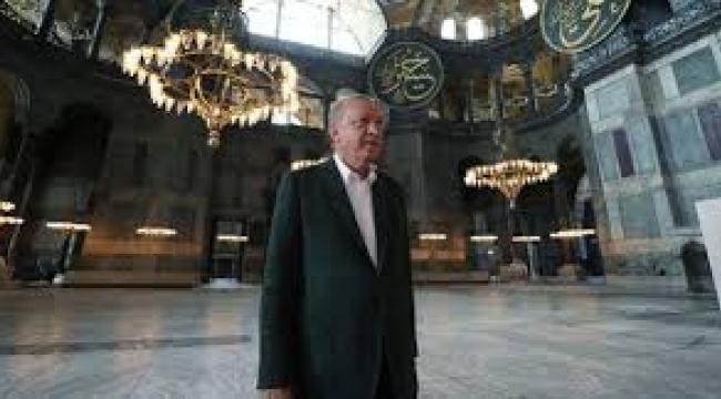 Alman medyasının hedefinde Erdoğan var