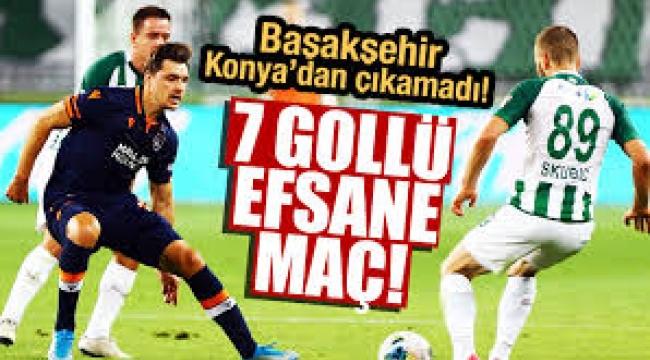 Başakşehir darbe aldı, Trabzonspor fırsat tepti