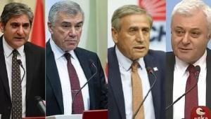 CHP'de 4 genel başkan yardımcısına büyük şok