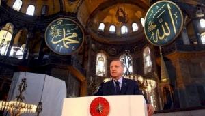 """Cumhurbaşkanlığı """"Ayasofya müze kalsın"""" demiş"""