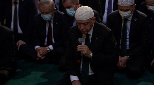 Dünya basınından Ayasofya'daki ilk namaza: Atatürk'ün laik mirasına tehdit!