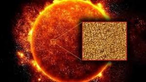 Güneş'in bugüne kadar çekilen en yakın fotoğrafı