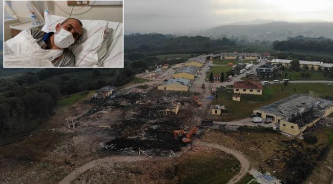 Havai fişek fabrikasındaki patlamadan sağ çıkan işçiler anlattı