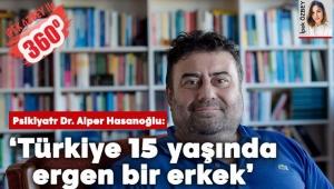 İşte ruh Halimiz...Türkiye, 15 yaşında ergen bir erkek