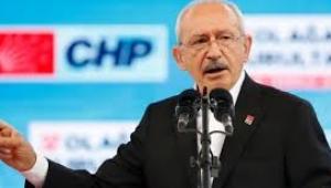 Kurultayda tek aday olan Kılıçdaroğlu, 6. kez Genel Başkan seçildi