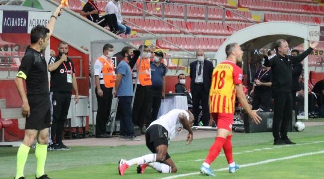 Sergen Yalçın: Futbolcu hata yapar, ama!