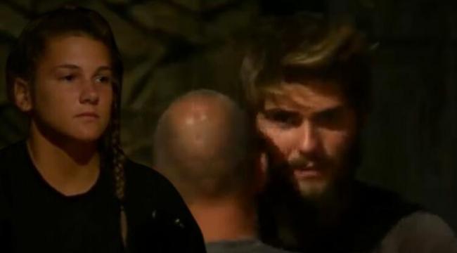 Survivor'da Sercan elenince Barış: Nisa olayında ben...