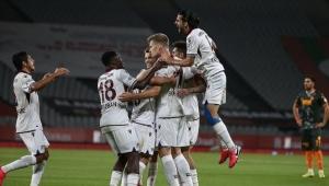 Trabzonspor 10 yıl sonra Türkiye Kupası'nı kazandı