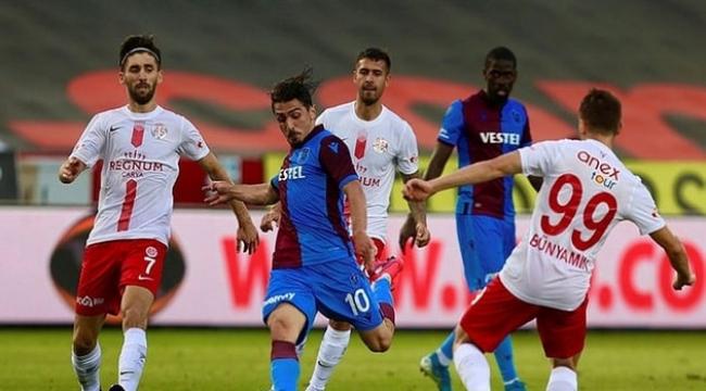 Trabzonspor 2-2 Antalyaspor