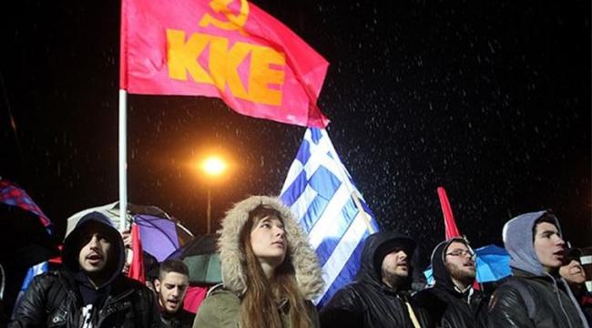 Yunanistan komünistlerinden Ayasofya açıklaması