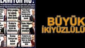 AKP'nin İstanbul ikiyüzlülüğü