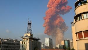 Beyrut'ta 2 hafta olağanüstü hâl ilan edildi...