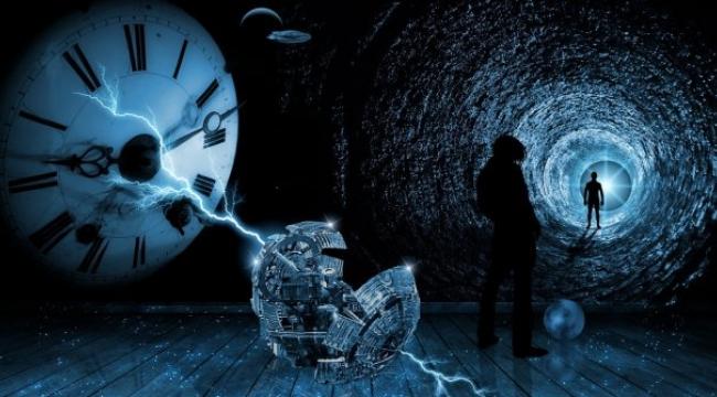 Bilim insanları zamanda yolculuk yaptı   Geçmişe cisim gönderdiler, şekil değiştirerek geri geldi