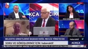 CHP'li Gürsel Tekin: HDP'li belediyeler kayyım yönetiminde