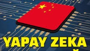 Çin'de bu yıl 210 bin yapay zeka şirketi kuruldu
