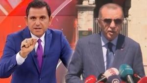 Fatih Portakal'dan Erdoğan'ın buzdolabı örneğine sert tepki
