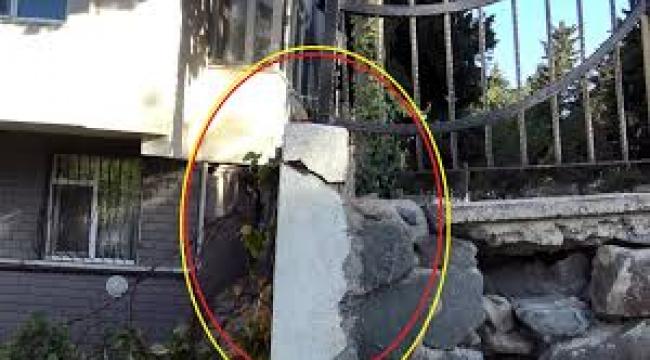 Hayırdır inşallah!İstanbul'daki mezarlık yürümeye başladı