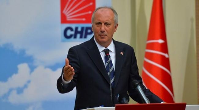 İnce parti kurma hazırlığı yapıyorsa CHP'den istifa etmeli