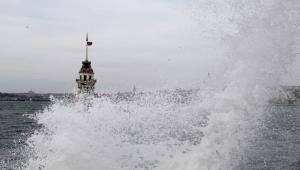 İstanbul dahil 4 şehre uyarı!Sağnak yağış ve fırtına geliyor