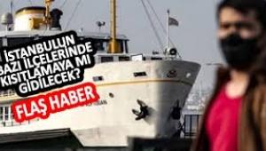 İstanbul'un 4 ilçesi ile ilgili flaş iddia