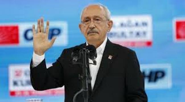 Kılıçdaroğlu açıkladı: İşte CHP'nin A Takımı
