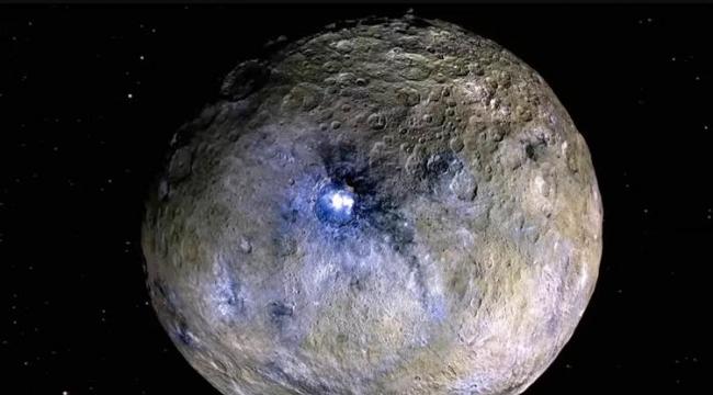 NASA uzayda bu görüntüleri yakaladı, görenler şaşırdı