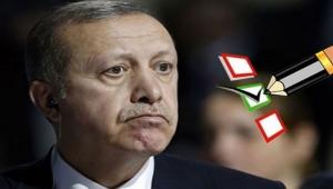 Son anket AKP oyları eriyor