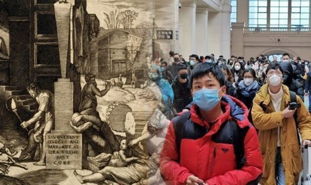 Tarihin en büyük salgını 'Kara Ölüm' Çin'de yeniden ortaya çıktı