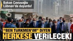 Türkmenlere Türkiye Cumhuriyeti vatandaşlığı verilecek