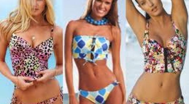 Vücut Tipine Göre Doğru Mayo/Bikini Seçimi