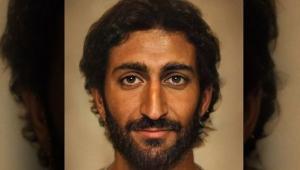 Yapay zeka kullanarak İsa'nın portresini yaptı