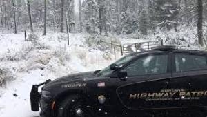 ABD'de beklenen oldu: Hava 3 saatte 33 derece soğudu, kar yağışı başladı