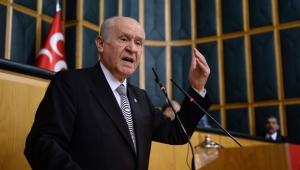 Bahçeli Türk Tabipler Birliği'ni hedef aldı: İhanet oluşumu, kapatılmalı
