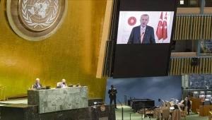 Erdoğan'ın BM'deki o sözleri Hindistan'ı karıştırdı