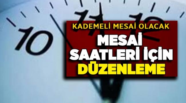 İstanbul'da mesai saati düzenlemesi: Vali Ali Yerlikaya'dan açıklama