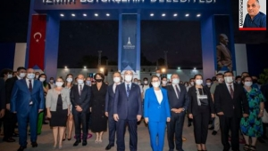 İzmir Fuarı 89. kez kapılarını açtı