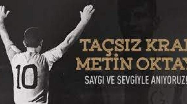Metin Oktay'ın ölüm yıl dönümü