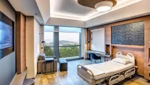 Özel hastanelerin kiralık odalarında neler oluyor