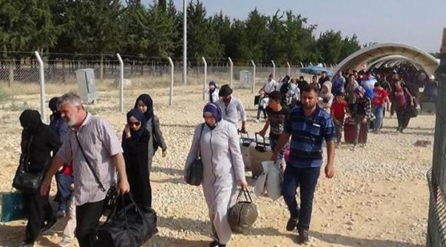 Suriyeli araştırması: 'Dönelim ama nasıl?'