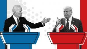 Trump-Biden tartışması: Hakaretler ve söz kesmelerle geçen kaotik gece