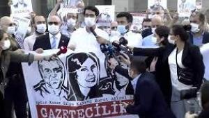 Tutuklu gazetecilere tahliye