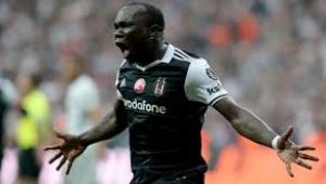 Vincent Aboubakar, Beşiktaş'a imza attı