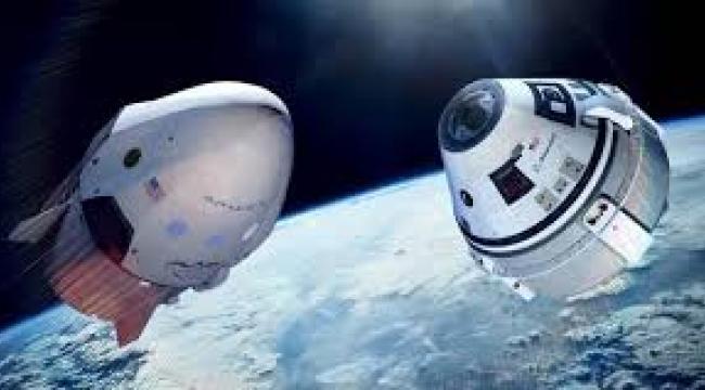 ABD ve Rusya uzayda üzüm yerken...