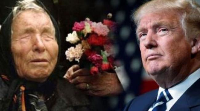 Baba Vanga'nın yeni kehaneti  Trump'ın akıbeti ne olacak