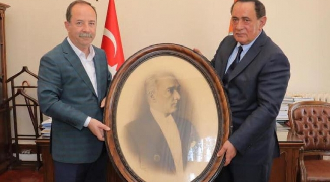 Çakıcı'dan CHP'li belediyeye ziyaret